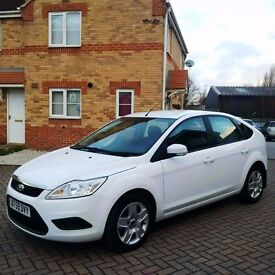 2010 FORD FOCUS STYLE, FULL SERVICE HISTORY, LOW MILEAGE, LONG MOT