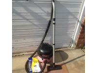 Hetty Hoover vacuum cleaner
