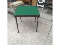 Games/Card Table
