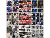 **U.K's BIGGEST** WHOLESALE COLLECTION TRACKSUITS SHORT SETS TRAINERS T SHIRTS