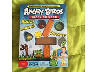 2 Angry birds board games