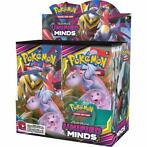 Pokemon Sun & Moon UNIFIED MINDS Booster Box 36 boosters