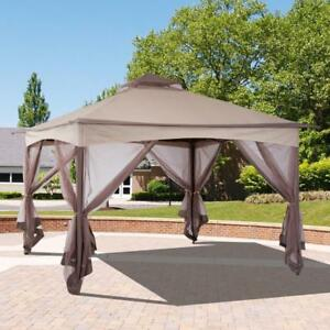11 'x 11' Pop Up Canopy with Mosquito Netting Outdoor / Patio deck tent / Tent for sale