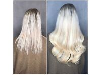 Hair Extension salon Brighton
