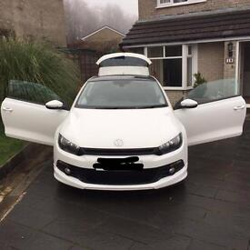 VW Scirocco 2.0l TDI Bluemotion