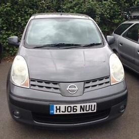 Nissan Note SE automatic 2006