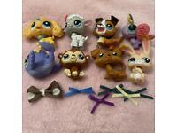 littlest pet shop toy bundle