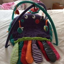 Tummy Time Octopus mat from Mamas & Papas
