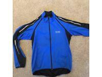 Gore Windstopper Cycling Jacket, Size EU Large