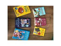 David Walliams book collection