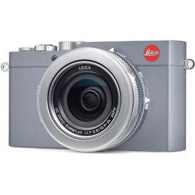 Leica D-Lux 109 Solid Grey
