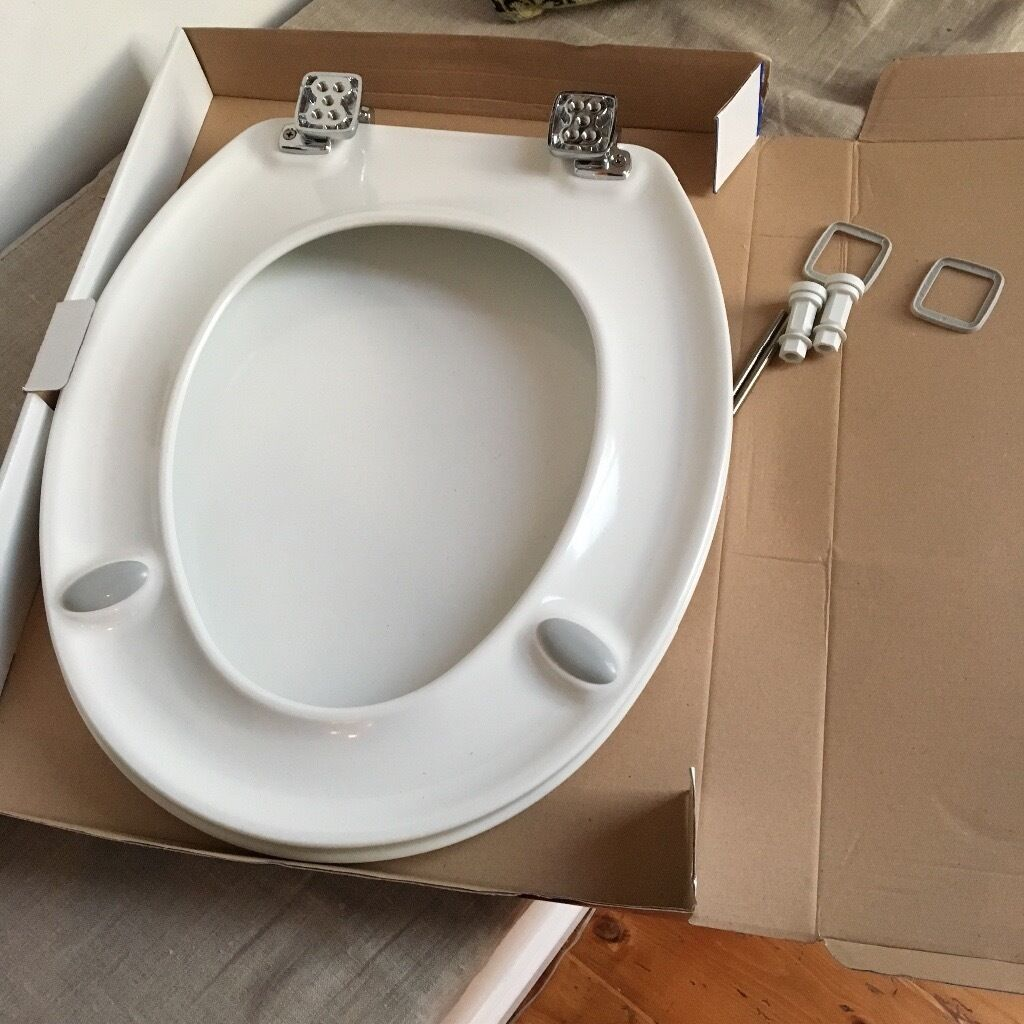 Cool Brand New Toilet Seat In Islington London Gumtree Gmtry Best Dining Table And Chair Ideas Images Gmtryco