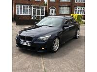 2007 Bmw 520d E61 E60 M Sport 5 Series 520 Diesel Auto - Open To Offers Or Px