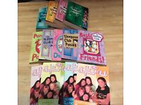 13 SLEEPOVER CLUB BOOKS (AGE 8-11)