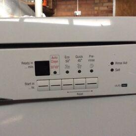 Bosch Exxcel Multi programme full size freestanding dishwasher.