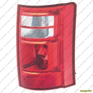 Tail Light Passenger Side High Quality Dodge Grand Caravan 2008-2010