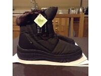 LADIES PAVER ANKLE BOOTS