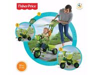 Smart trike, Fisher Price 3in1 Tricycle, 10mnths-3yrs, Only Used Once, Great Christmas Present