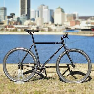Fixed gear/single speed for sale 389$, free shipping in Canada!!