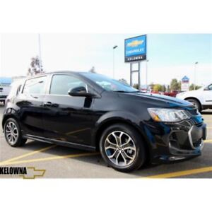 2017 Chevrolet Sonic LT RS Auto | Turbo | 0.9% Interest | Sunroo