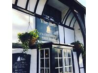 Enthusiastic and talented chef de Partie wanted!