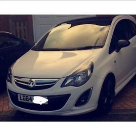 image for Vauxhall corsa limited edition 2014