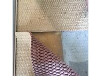 15 x Square meters of used underlay in good condition FREE collection Old Portsmouth