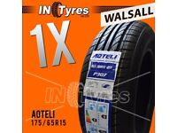 1x 175/65R15 BUDGET Tyre Fitting is Available