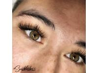 Individual Eyelash Extensions - from just £35!