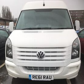 BARGAIN VW CRAFTER NEW MOT NO VAT ONLY £7000