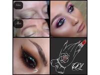 MAKEUP ARTIST & MICROBLADING make up, prom, wedding, semi permanent tattoo, brow, eyebrow