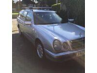 Mercedes 240 V6 7 Seat Estate