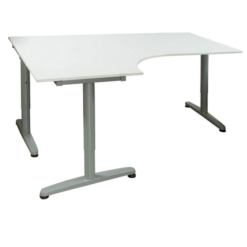 *NEW LOWER PRICE* Ikea GALANT Corner Desk