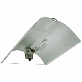 600w Dutch Barn Style Shade Grow Light Reflector Growing Indoor Hydroponics tent