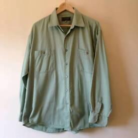 Vintage Versace Shirt, Size XL
