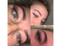 Individual eyelash extensions & LVL