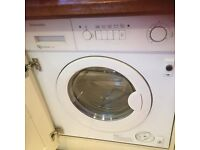 ELECTROLUX AQUALUX INTEGRATED WASHER DRYER