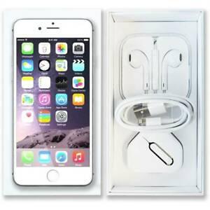 Apple iPhone 6S Plus 64Gb White unlocked as new condition