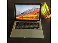 "Apple MacBook Pro - 13.3"" - Intel Core i5 2.4GHz - 8GB RAM - 256GB SSD"