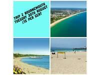 Trip to Bournemouth