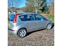 Nissan Note 1500 cDi MPV. Faultless condition.