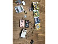 2 Nintendo DS consoles and games