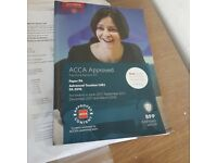 ACCA P6 advanced tax UK BPP text book