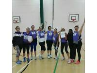 Play Social Netball in Southfields