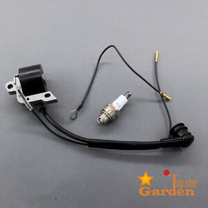 Spark Plug Ignition Coil For Stihl 024 026 028 029 MS240 MS260 MS290 Chainsaw