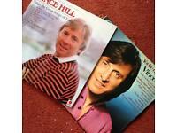 Vince Hill LPs