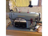 Minerva Electric sewing machine