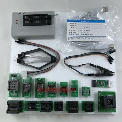 Xgecu Tl866ii Plus Programmer For Spi Flash Eeprom Mcu Avr15 Adaptersclip