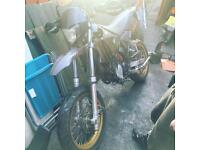 Cpi sm 50cc 2 stroke with 90cc Kit Supermoto