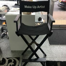 Make up Artist Chair.